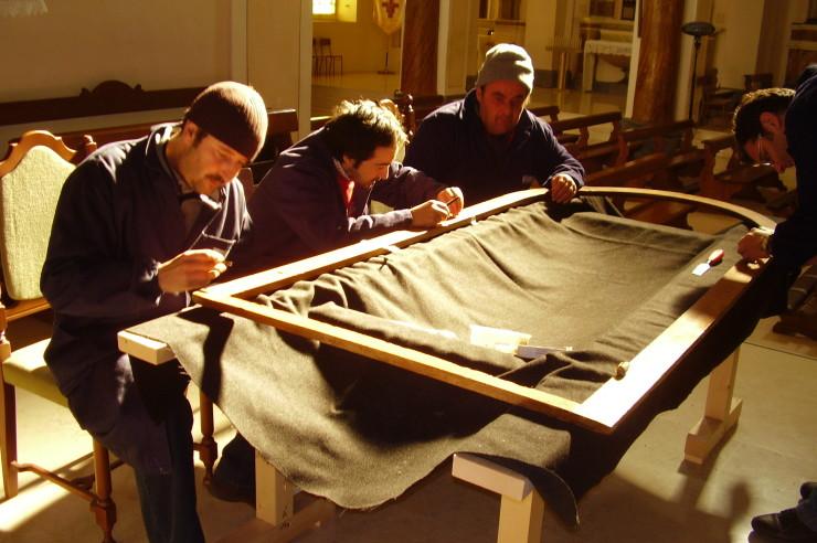 corso restauro - walter zuccarini