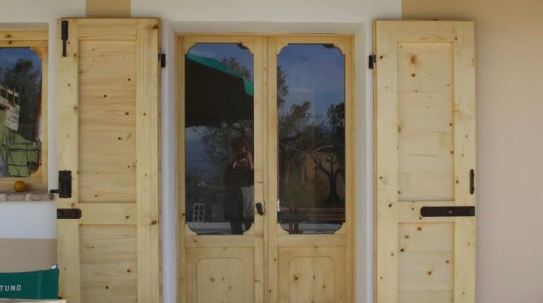 portafinestra - walter zuccarini - la casa per le arti