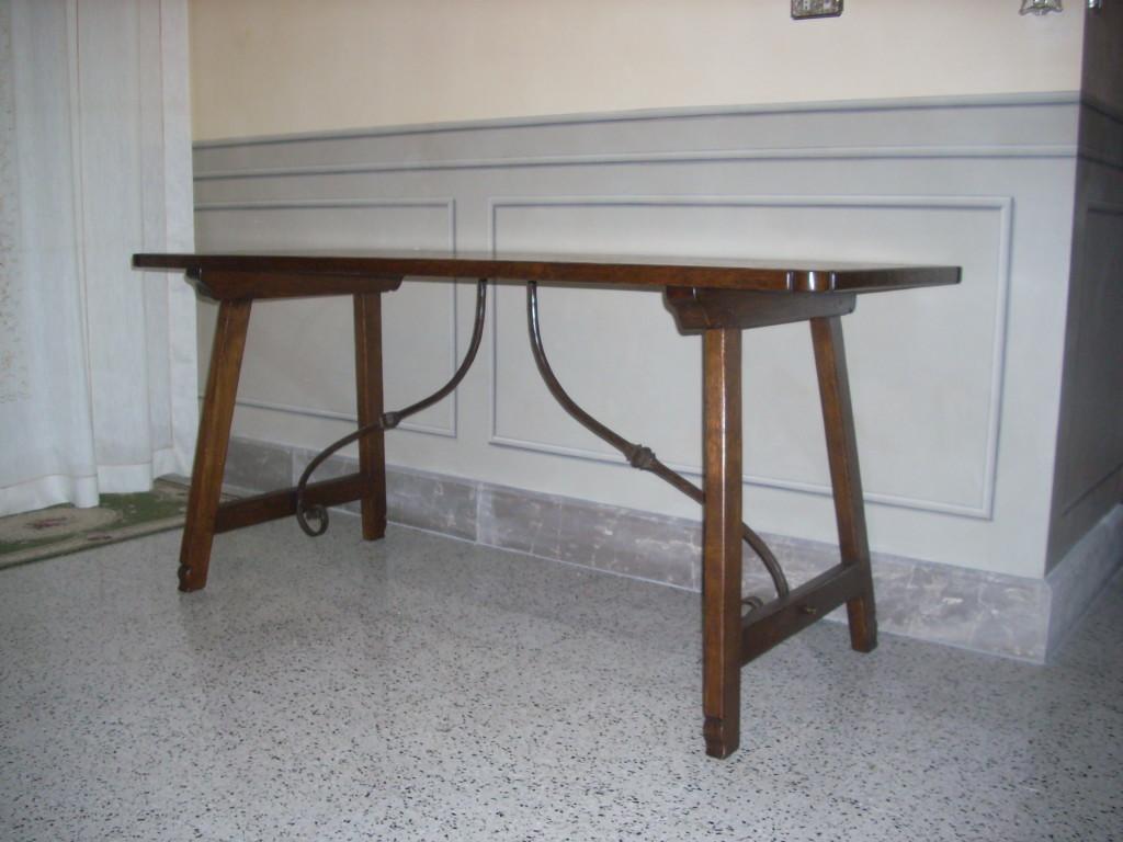 tavolo fratino - walter zuccarini - la casa per le arti