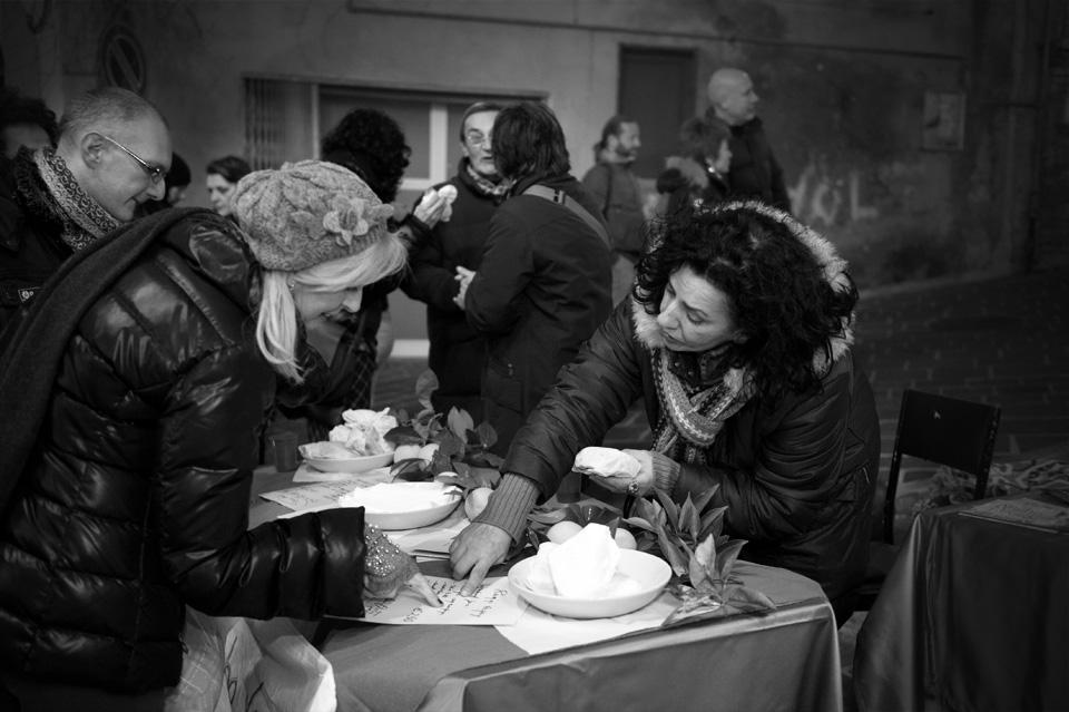 DSC1013 La Casa per le Arti a Teate Bemvivir teate ben vivir alimentazione vegana