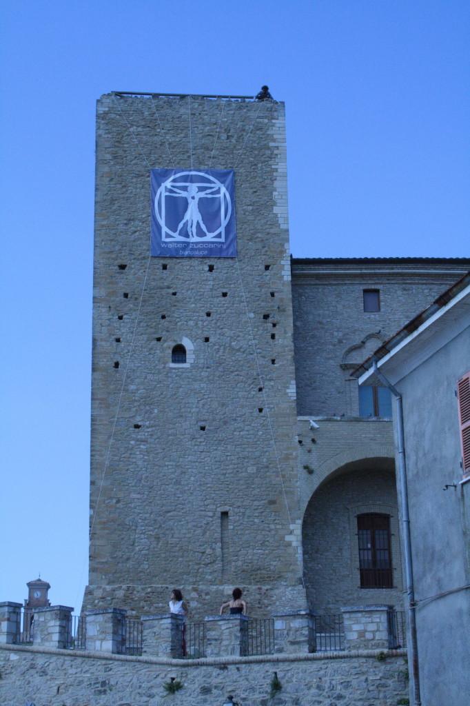Bianco Luce (trittico), Crecchio - Walter Zuccarini
