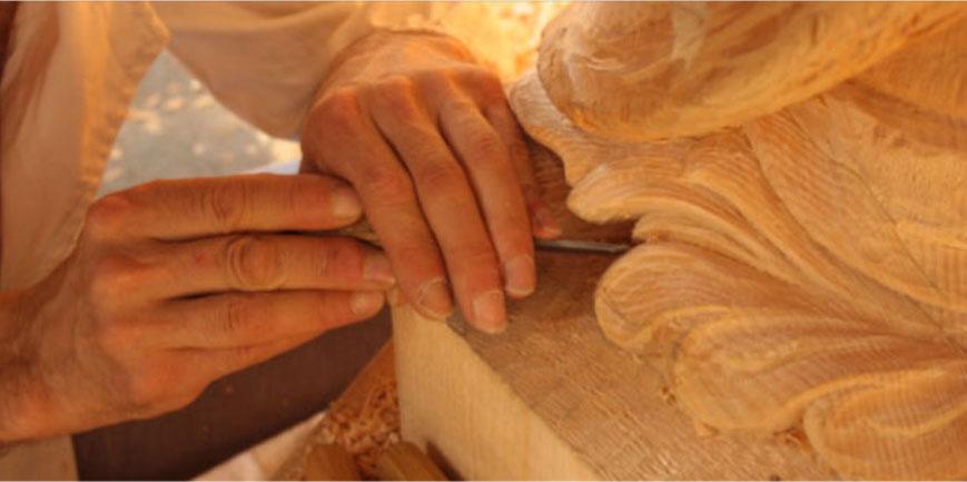 walter zuccarini opera1 Le mani mani essenza umana creazione artigianato arte