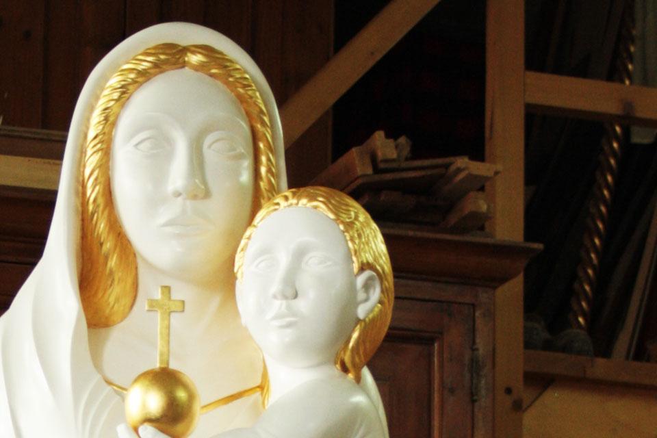 20 La scultura di Walter Zuccarini