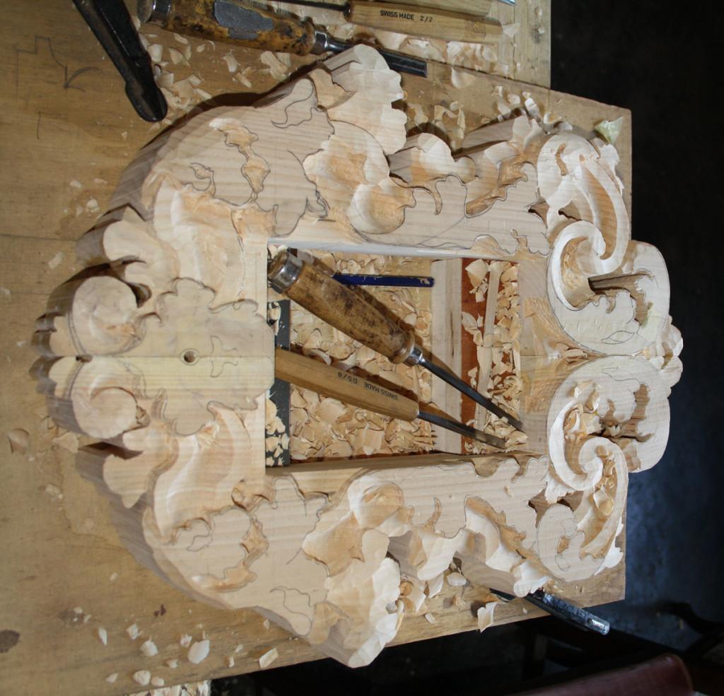 Corso di intaglio del legno - Walter Zuccarini