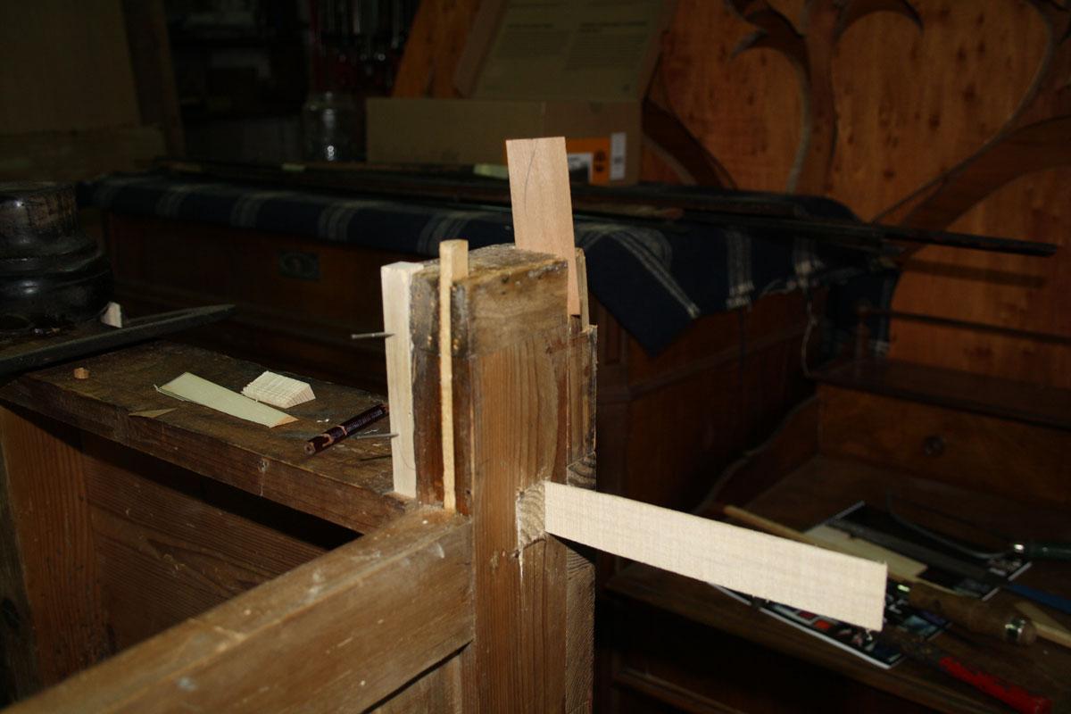 integrazioni Corso di restauro restauro