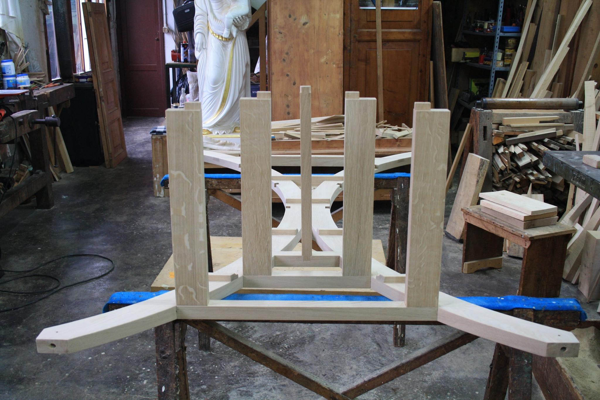 walter zuccarini laboratorio scultura arcobaleno 4 dalla forma dellAnima Arcobaleni modulo misura aurea