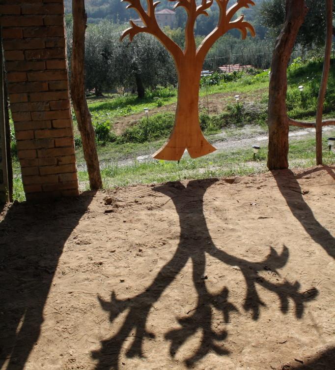chi protegge l'Albero? Walter Zuccarini e la Casa per le Arti