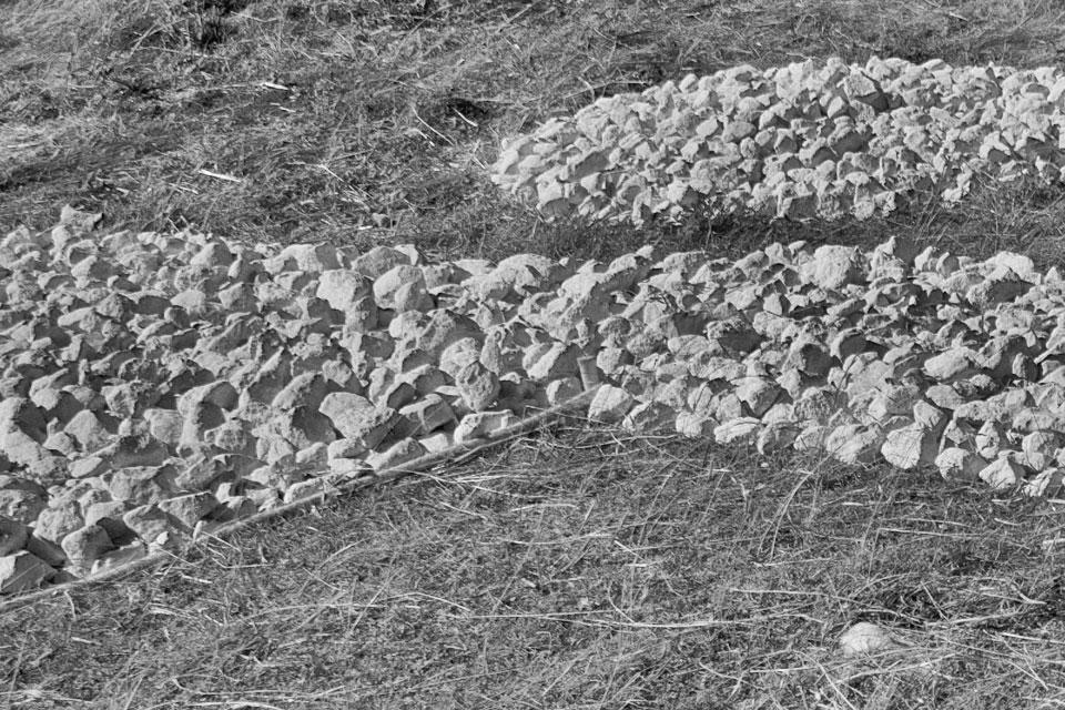 2 Elogio della Land Art terra scritture magiche Rudolf Steiner pietra majella land art anima