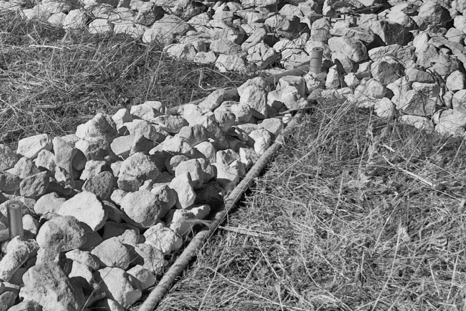 4 Elogio della Land Art terra scritture magiche Rudolf Steiner pietra majella land art anima