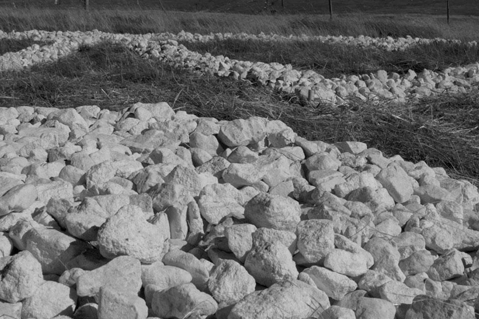 5 Elogio della Land Art terra scritture magiche Rudolf Steiner pietra majella land art anima