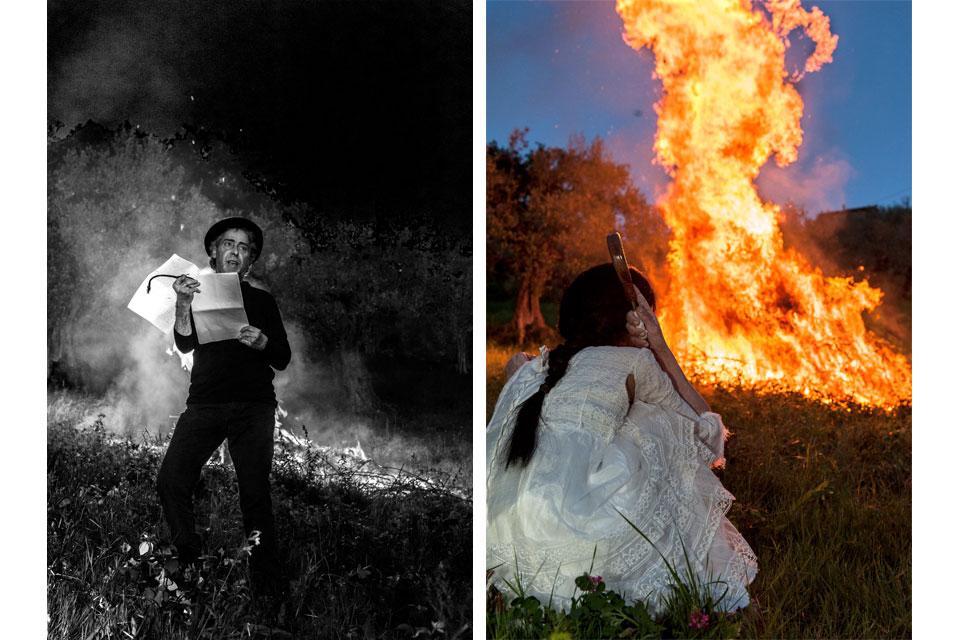 il canto del fuoco teatro Il canto del Fuoco   Riflessioni terra madre teatro matrice macrocosmica land art infinito immateria fuoco sacro ermete trismegisto energia femminile così in basso Come in alto cielo archetipo ambiente