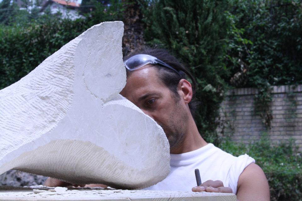 simposio scultura infinito presente mostra zuccarini Immagini e ricordi della mostra Infinito Presente (31 maggio   7 giugno 2015)   Chieti workshop di scultura walter zuccarini teatro simurgh stefania barbetta scultura ottagono mostra artigianato artistico artigianato