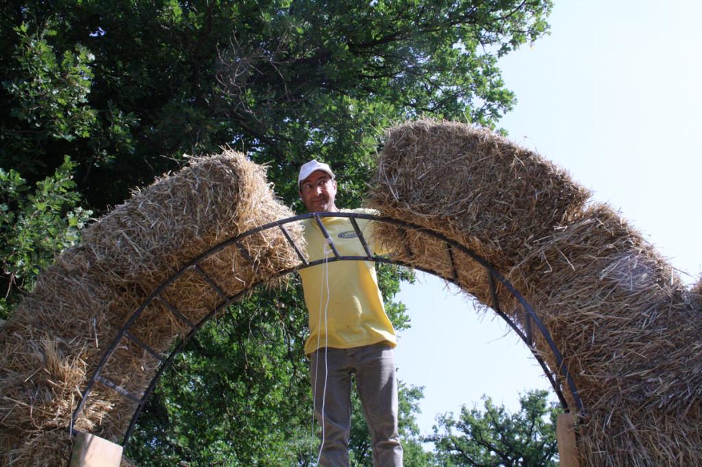 La Porta di Giano - Land Art Furlo - Walter Zuccarini