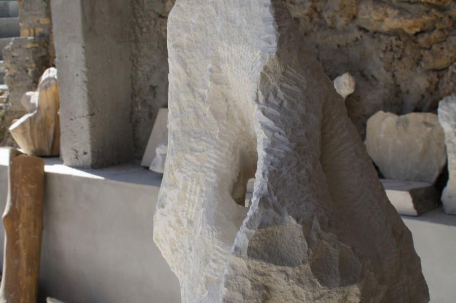 1. IMG 6657 900x598 SETTIMANA MAGICA   laboratorio di scultura manuale su pietra (10 17 giugno) settimana magica scultura walter zuccarini scultura su pietra corso scultura