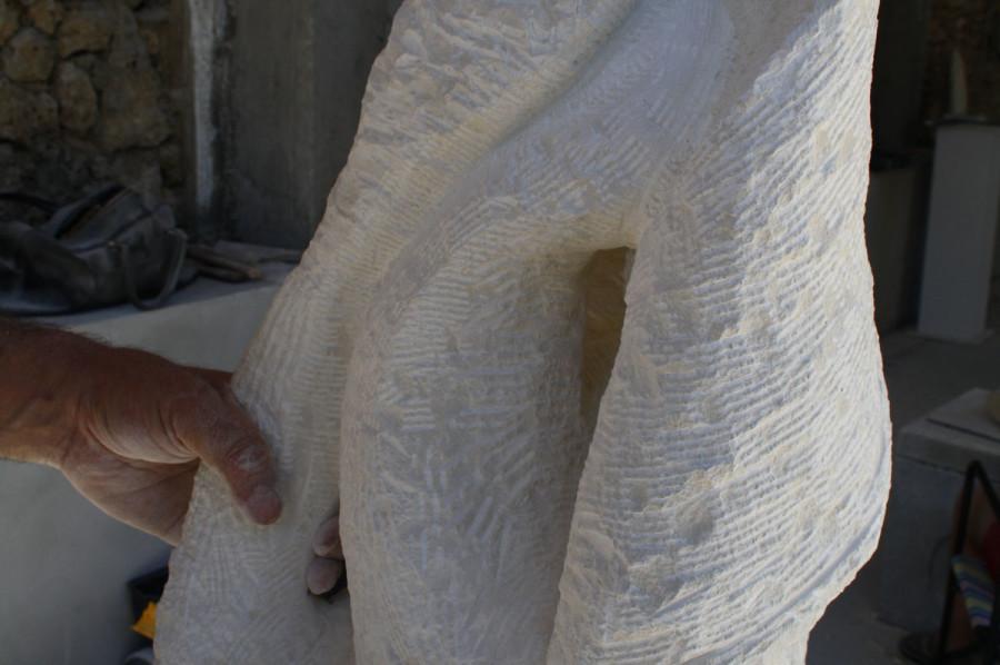 3. IMG 6686 900x598 SETTIMANA MAGICA   laboratorio di scultura manuale su pietra (10 17 giugno) settimana magica scultura walter zuccarini scultura su pietra corso scultura