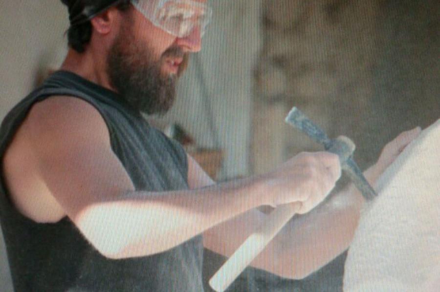 IMG 20170626 WA0007 900x598 SETTIMANA MAGICA   laboratorio di scultura manuale su pietra (10 17 giugno) settimana magica scultura walter zuccarini scultura su pietra corso scultura