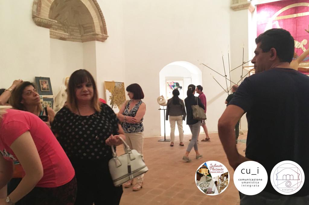 Visita guidata con Mariangela Terrenzio dell'Associazione culturale OltreMuseo
