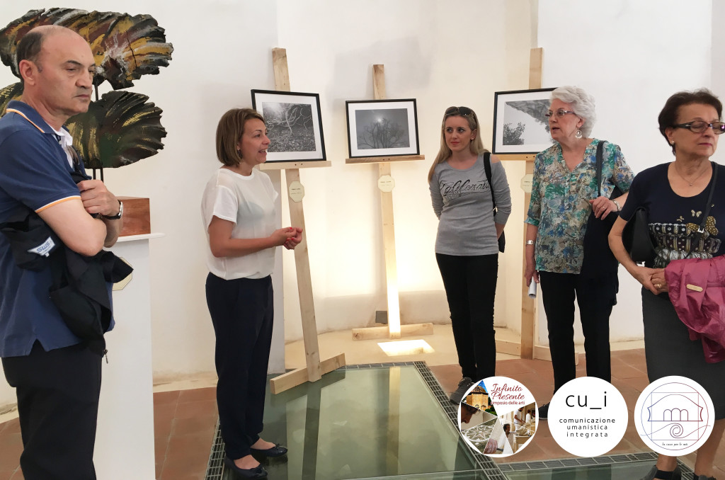 Visita guidata con Maria Di Iorio dell'Associazione Culturale Mnemosyne