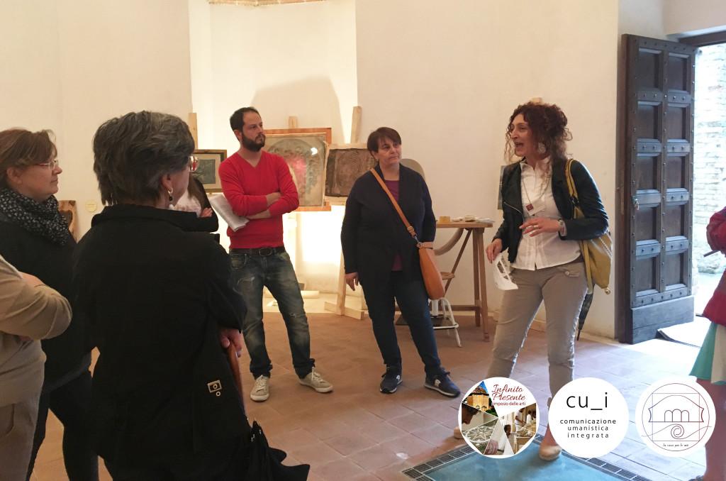 Visita guidata con Concetta De Sanctis dell'associazione culturale ScopriTeate