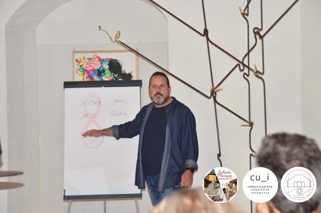 Conferenza di Fabio Delizia