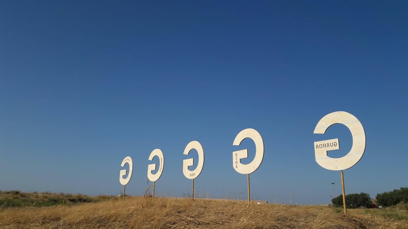 La forma delle parole art in the dunes 2019 La forma delle parole | Art in the dunes 2019 walter zuccarini lettera G La forma delle parole guarigione Emilia Steiner Art in the dunes 2019 archetipo