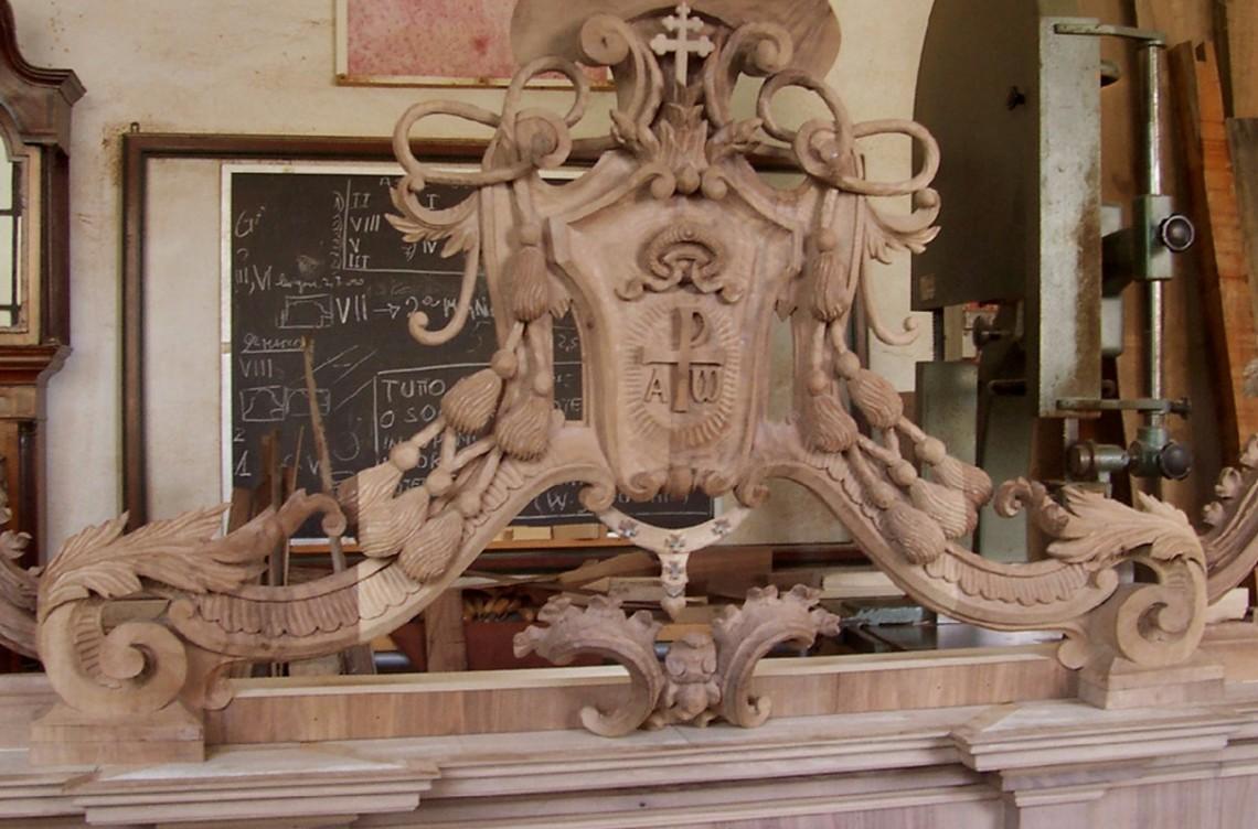 la casa per le arti - corso intaglio legno
