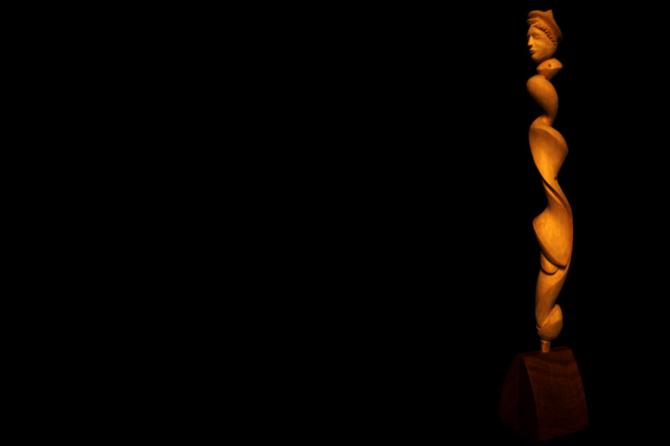 13 La scultura di Walter Zuccarini