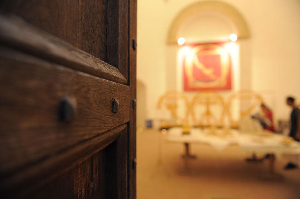 infinito presente mostra zuccarini22 Immagini e ricordi della mostra Infinito Presente (31 maggio   7 giugno 2015)   Chieti workshop di scultura walter zuccarini teatro simurgh stefania barbetta scultura ottagono mostra artigianato artistico artigianato