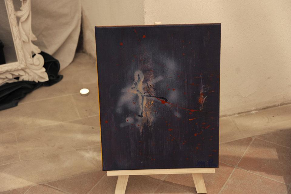 infinito presente mostra zuccarini24 Immagini e ricordi della mostra Infinito Presente (31 maggio   7 giugno 2015)   Chieti workshop di scultura walter zuccarini teatro simurgh stefania barbetta scultura ottagono mostra artigianato artistico artigianato