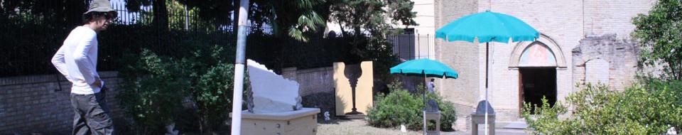 simposio di scultura mostra infinito presente walter zuccarini e i suoi allievi