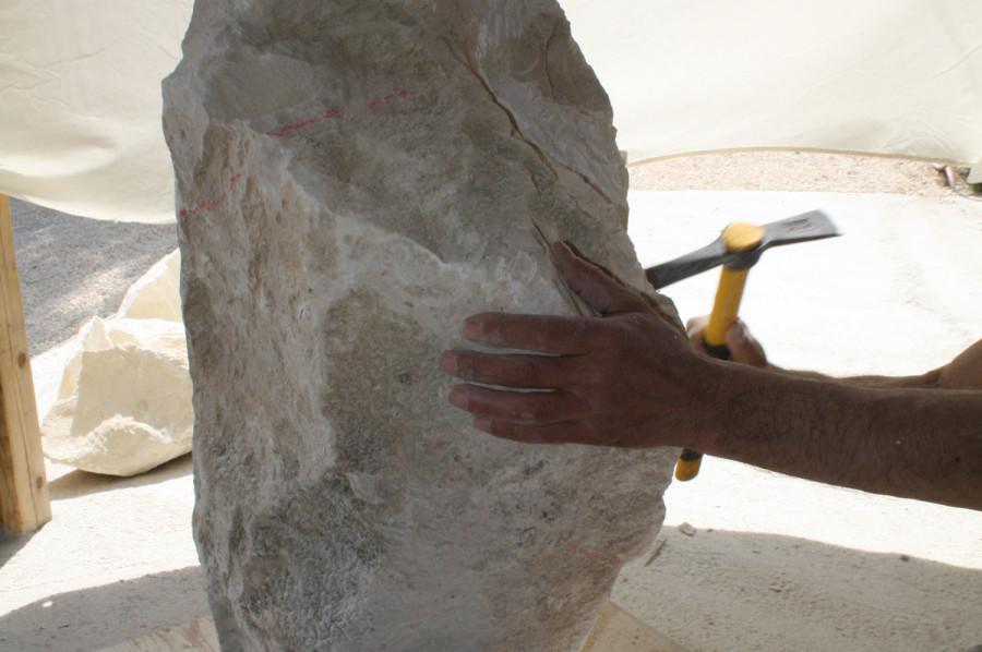 1. IMG 6653 900x598 SETTIMANA MAGICA   laboratorio di scultura manuale su pietra (10 17 giugno) settimana magica scultura walter zuccarini scultura su pietra corso scultura