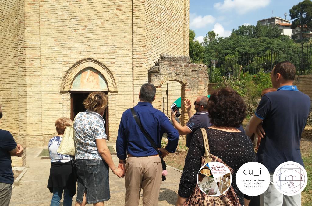 Visita guidata con Daniele Mancini dell'Associazione Culturale Mnemosyne